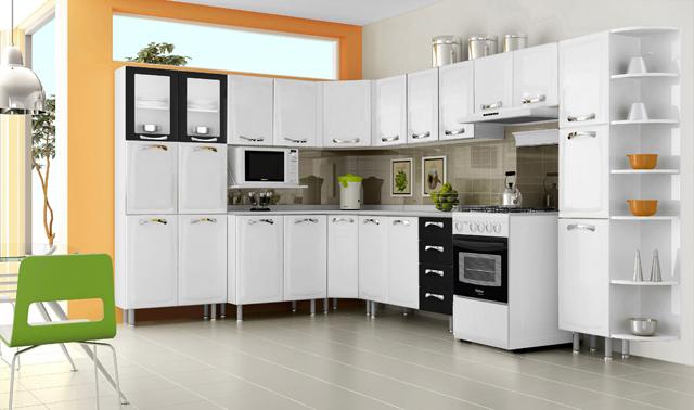 cozinhas itatiaia completas e modernas