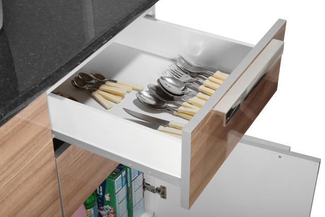 Chega de bagunça! Como organizar os armários da sua cozinha  Cozinhas Itatiaia # Como Arrumar O Armario De Cozinha
