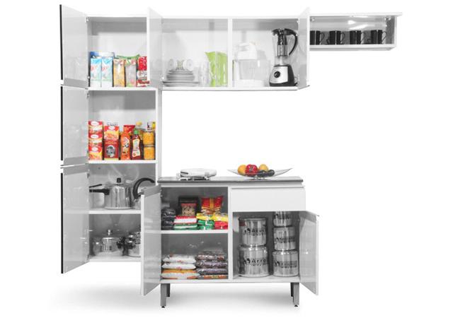 Armario de cozinha como organizar v rios - Como organizar armarios ...