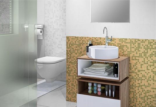 Linha Banheiro Itatiaia : Banheiros cozinhas itatiaia