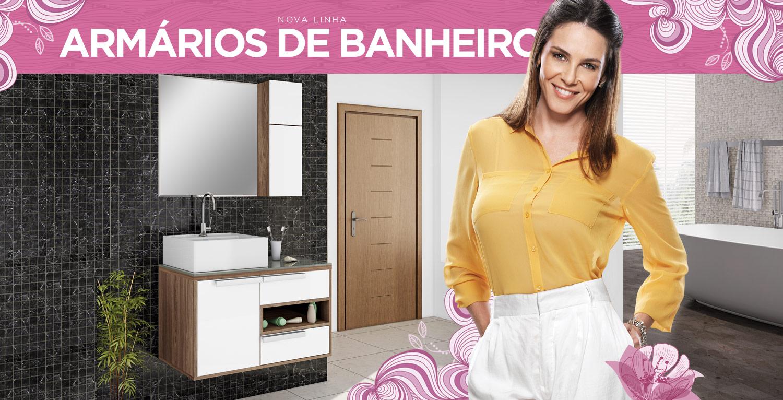 Banheiros Home | Cozinhas Itatiaia