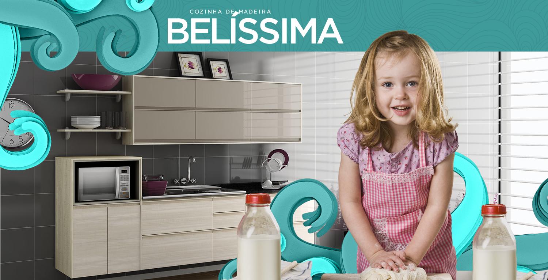 Belíssima | Cozinhas Itatiaia