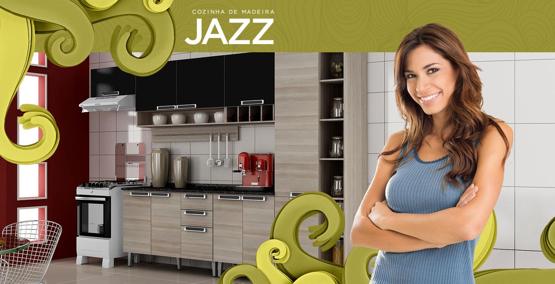 Jazz | Cozinhas Itatiaia