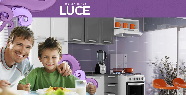 Luce | Cozinhas Itatiaia