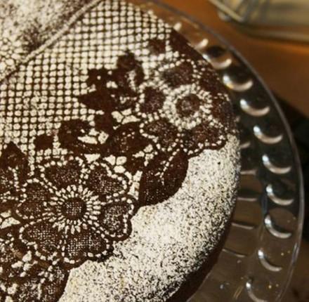 Receitas Bolo com renda: delicadeza que seduz os olhos e o paladar | Cozinhas Itatiaia