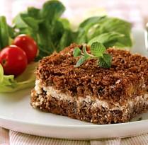 Receitas Quibe recheado de forno: saudável e fácil | Cozinhas Itatiaia