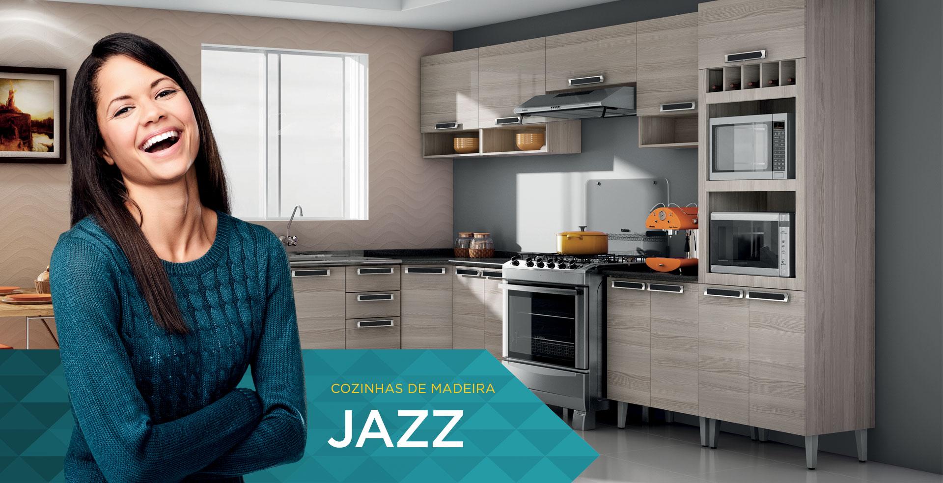 Cozinhas de Madeira Jazz Cozinhas Itatiaia #134B5E 1920x983