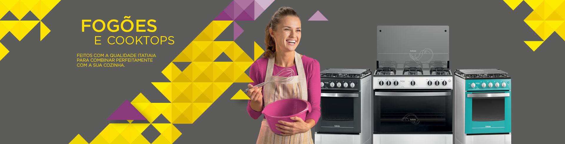 Eletrodomésticos | Cozinhas Itatiaia