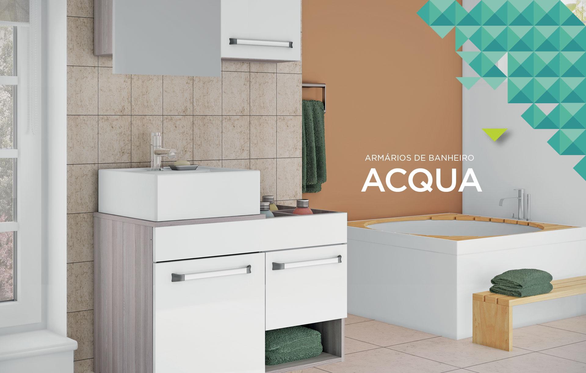 Acqua | Cozinhas Itatiaia