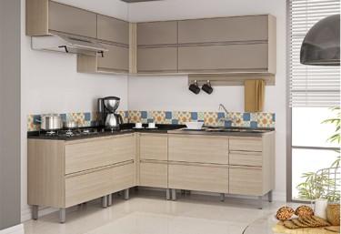 Cozinhas de Madeira Belíssima | Cozinhas Itatiaia