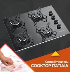 Como limpar seu Cooktop Itatiaia | Cozinhas Itatiaia