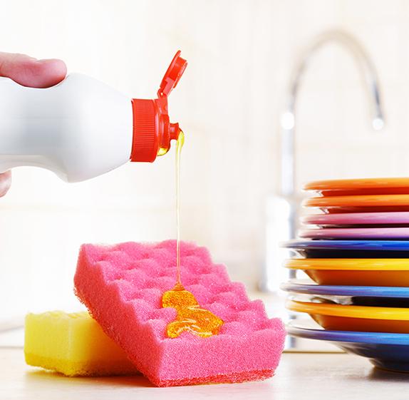 Utilidades Como limpar a esponja de lavar louças | Cozinhas Itatiaia