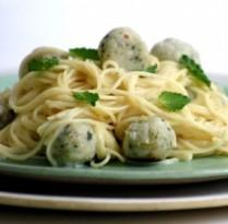 Receitas Almôndegas de peixe ao molho cítrico | Cozinhas Itatiaia