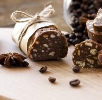 Receitas Fabuloso Salame de Chocolate | Cozinhas Itatiaia