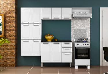 Cozinhas de Aço Clara | Cozinhas Itatiaia