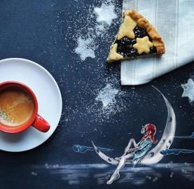 Café com arte | Cozinhas Itatiaia