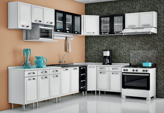 Cozinhas de Aço Premium | Cozinhas Itatiaia