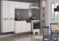 Cozinhas de Aço Rose | Cozinhas Itatiaia
