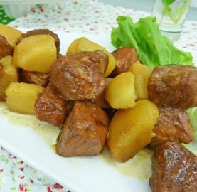 Lombo com batatas para toda família | Cozinhas Itatiaia