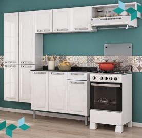 Conheça a Rose: a nova cozinha de aço que vai arrebatar seu coração | Cozinhas Itatiaia