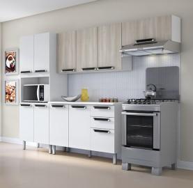 Itatiaia A nova cozinha Pitanga une conforto e praticidade | Cozinhas Itatiaia