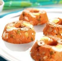 Receitas Delícia de cuscuz | Cozinhas Itatiaia