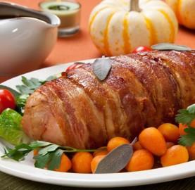 Receitas Rocambole de carne ao molho madeira | Cozinhas Itatiaia