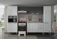 Steel Kitchens Aurora | Cozinhas Itatiaia