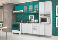 Steel Kitchens Felicitá | Cozinhas Itatiaia