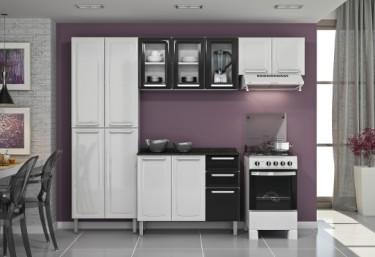 Steel Kitchens Jasmim | Cozinhas Itatiaia