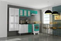 Steel Kitchens Luce | Cozinhas Itatiaia