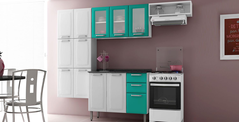 Steel Kitchens Luce   Cozinhas Itatiaia