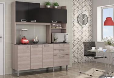 Wooden Kitchens Açai | Cozinhas Itatiaia