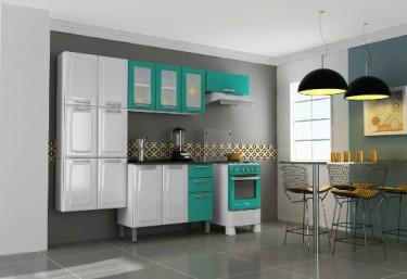 Cocinas de Acero Luce | Cozinhas Itatiaia